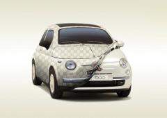 Autoabdeckung für innen für Fiat 500