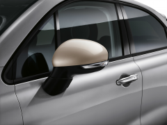 Spiegelkappen für Fiat 500X