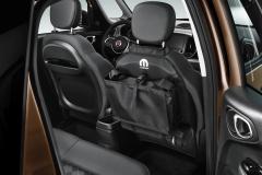 Ablagetasche für die hinteren Autositze für Fiat und Fiat Professional