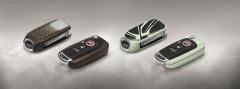 Set Schlüsselcover für Fiat und Fiat Professional