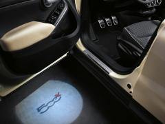 Innenbeleuchtung der vorderen Tür (Ausstiegsleuchten) für Fiat 500X
