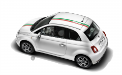 Streifen 500 Italien