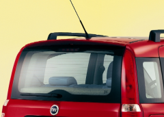 Dach-Heckspoiler für Fiat Panda