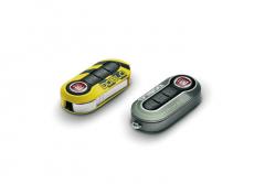 Schlüsselcoverset Free Time für Fiat und Fiat Professional Doblo