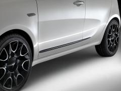 Stoßfängerleiste Seitenschutz für Lancia Ypsilon