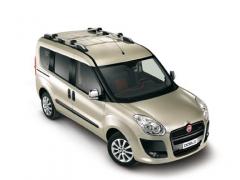 Diebstahlsicherung mit werksseitig vorgerüsteter Verkabelung für Fiat und Fiat Professional Doblo