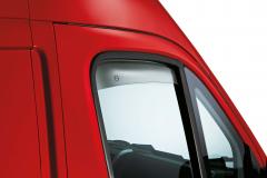 Windabweiser für die vorderen Fenster für Fiat Professional Ducato