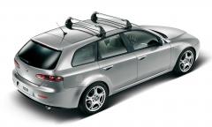 Dachträger aus Aluminium für Alfa Romeo 159