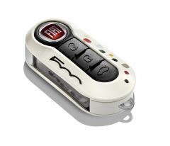 Schlüsselcover für Fiat 500