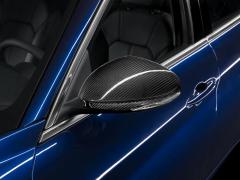 Außenspiegelkappen aus Carbonfasern für Alfa Romeo Giulia