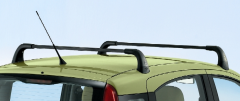 Dachträger aus Aluminium für Fiat Panda
