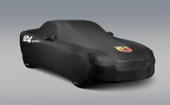 Fahrzeug-Schutzplane für Abarth 124 Spider