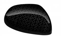 Set schwarze Seitenspiegelkappen mit Technics-Effekt