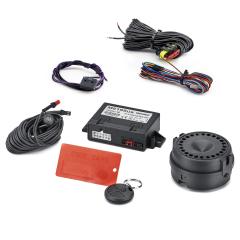 Diebstahlschutzsystem, Alarm mit Bewegungsmeldern für Lancia Ypsilon