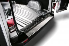 Schutz des Laderaumzugangs zum Transporter für Fiat Professional Talento
