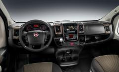Set Lounge-Luftdüsen mit Radio für Fiat Professional Ducato