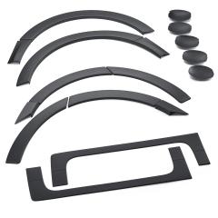 Griff- und Radkastenschutz-Set