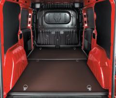 Pritschenbodenschutz innen. Ab Fahrgestellnummer 6K80048