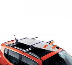 Surfbrett-Träger für Jeep Renegade