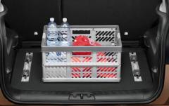 Einkaufskorb für Kofferraum