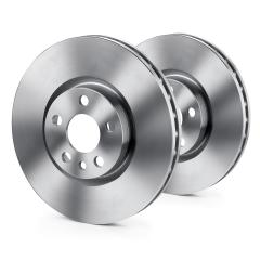 Bremsscheibe vorne für Fiat und Fiat Professional