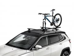 Fahrradträger mit Gabelhalterung