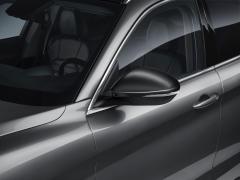 Außenspiegelkappen in MIron matt für Alfa Romeo Stelvio