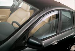 Windabweiser vorn für Fenster für Fiat Croma