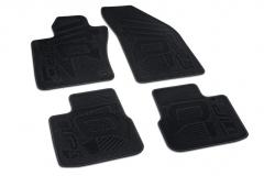 Velours-Fußmatten mit gelaserter Grafik, Tipo 5-Türer und Kombi