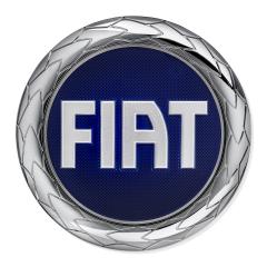 Fiat-Emblem hinten für Fiat und Fiat Professional