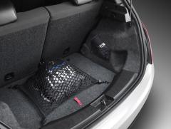 Gepäcknetz für den Kofferraum für Lancia Ypsilon