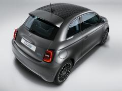 Dachaufkleber Fiat Monogram