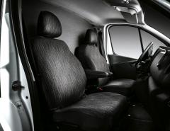 Sitz-Schonbezüge für vorne für alle Versionen