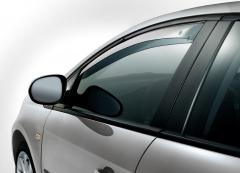 Windabweiser vorn für Fenster für Fiat