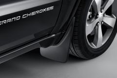 Schmutzfänger vorne, profiliert für Jeep Grand Cherokee