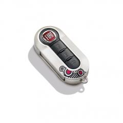 Schlüsselcover Circles für Fiat