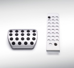 Sportpedale aus Aluminium für Automatikgetriebe