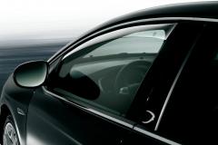 Windabweiser vorn für Fenster für Lancia Delta