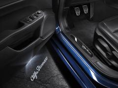 Innenbeleuchtung der vorderen Tür (Ausstiegsleuchten) für Alfa Romeo Giulia