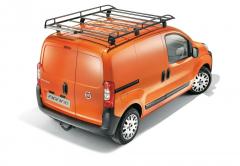 Abnehmbare Anhängerkupplung für Transporter für Fiat Professional Fiorino