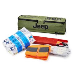 Erste-Hilfe-Kasten mit Warndreieck für Jeep Grand Cherokee