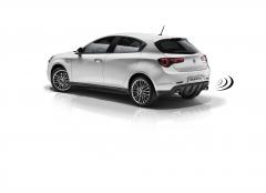 Diebstahlschutzsystem, Alarm mit Bewegungsmeldern für Alfa Romeo Giulietta