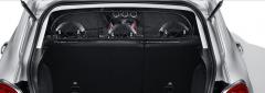 Trennnetz für den Transport von Tieren für Fiat 500X