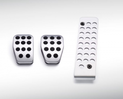 Sportpedale aus Aluminium für Schaltgetriebe