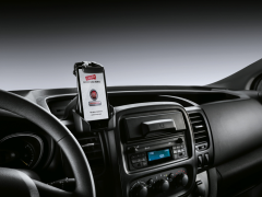 Smartphone-Halterung für Fiat Professional Talento