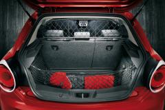 Trennnetz für den Transport von Tieren für Alfa Romeo Mito
