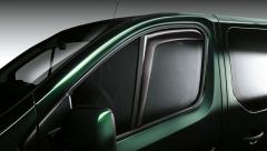 Windabweiser für die vorderen Fenster für Fiat Professional Talento