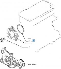 WASSERPUMPE (Essential Part)