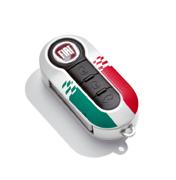 Set Italy-Autoschlüsselcover für Fiat