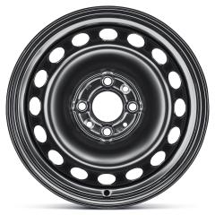 """Stahlfelge 5.5J x 14"""" für Fiat und Fiat Professional"""